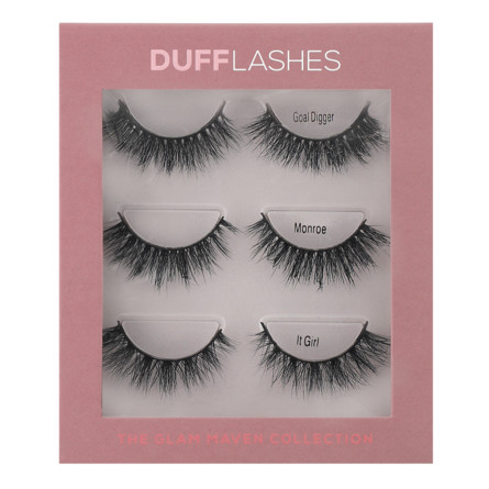 DUFFLashes The Modern Muse 3-par