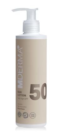 MDerma Sun Lotion SPF50 200 ml