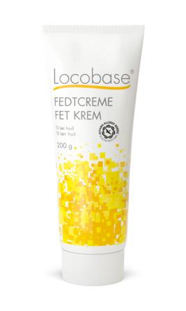 Locobase Fedtcreme 200 g