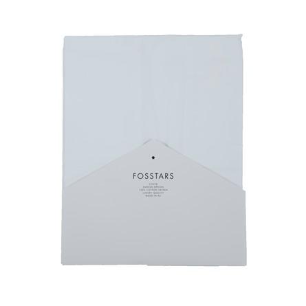 Fossflakes Betræk Comfort-I Mini Bomuldssatin Hvid