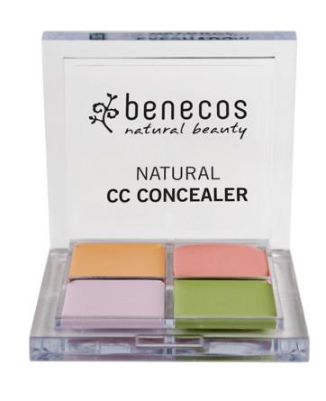 Benecos Concealer Quattro CC Natural