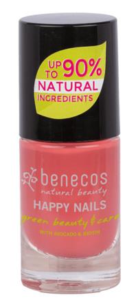 Benecos Nail Polish Flamingo