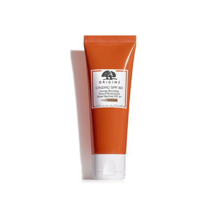 Origins GinZing SPF 40 Energy-Boosting Tinted Moisturizer Light to Medium