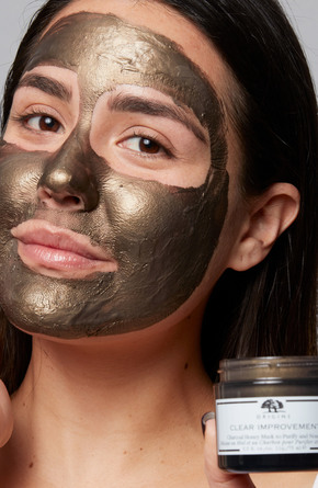 Origins Clear Improvement Charcoal Honey Mask 75 ml