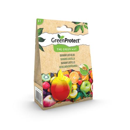 GreenProtect Bananfluefælde 1 stk.