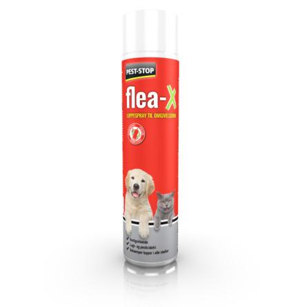 Pest-stop Flea-X Loppespray 1 stk