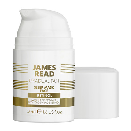 James Read Sleep Mask Tan Retinol 50 ml
