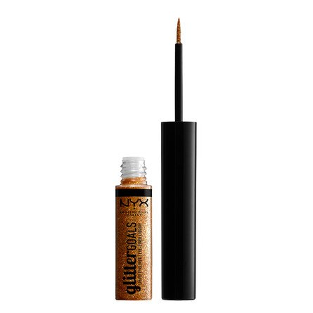 NYX PROFESSIONAL MAKEUP Glitter Goals Liquid Eyeliner Chamomile