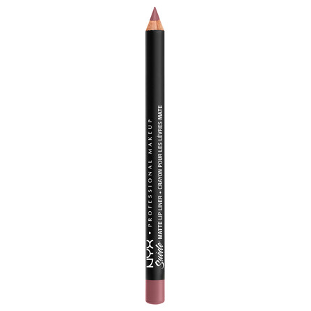 NYX PROFESSIONAL MAKEUP Suede Matte Lip Liner Lavender And Lace