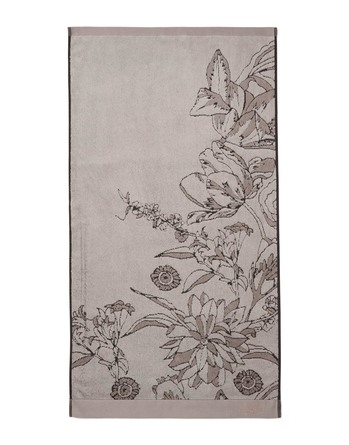 Essenza Malou Gæstehåndklæde Grå