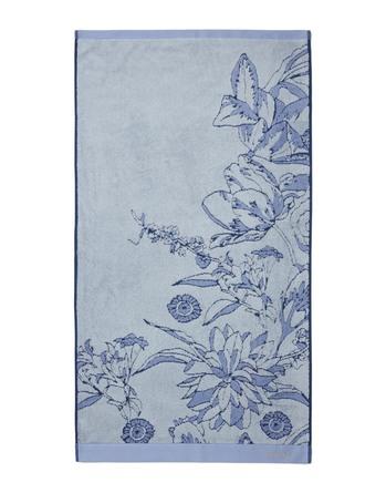 Essenza Malou Gæstehåndklæde Blå