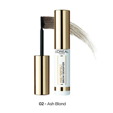 L'Oréal Paris Age Perfect Brow Densifier Mascara 02 Ash Blond