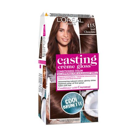L'Oréal Paris Casting Créme Gloss 415 Marron Glacé