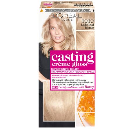 L'Oréal Paris Casting Crème Gloss 1010 Ekstra Lysblond Ask