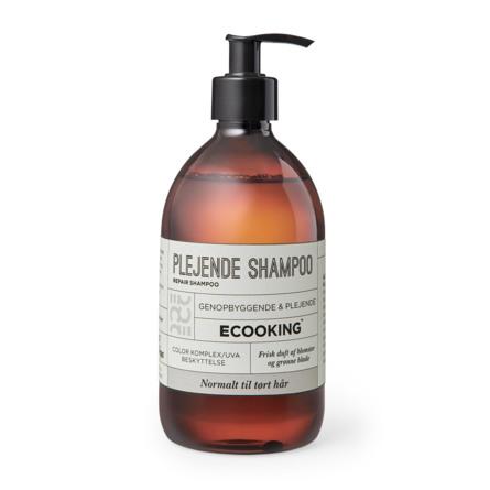 Ecooking Plejende Shampoo 500 ml