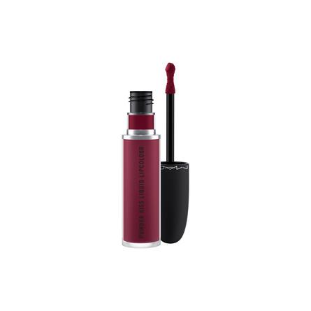MAC Powder Kiss Liquid Lipcolour Burning Love