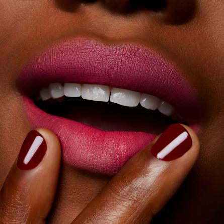 MAC Powder Kiss Liquid Lipcolour Billion $ Smile