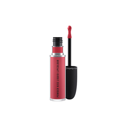 MAC Powder Kiss Liquid Lipcolour A Little Tamed