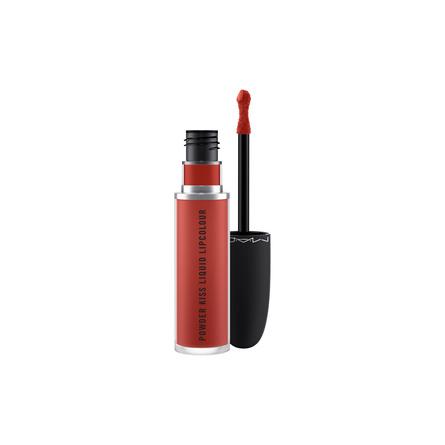 MAC Powder Kiss Liquid Lipcolour Devo To Chili