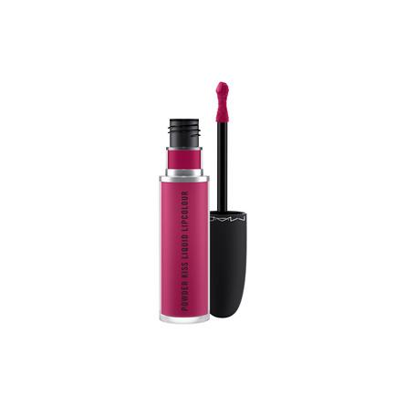 MAC Powder Kiss Liquid Lipcolour Make It Fashun!
