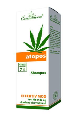 Cannaderm Atopos Shampoo 150 ml
