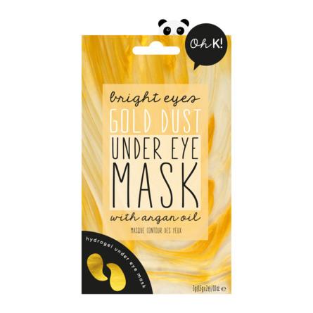 Oh K! Bright Eyes Gold Dust Under Eye Mask 1.5 g