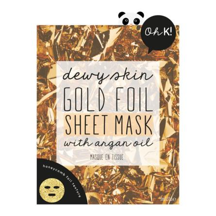 Oh K! Dewy Skin Gold Foil Sheet Mask 25 g