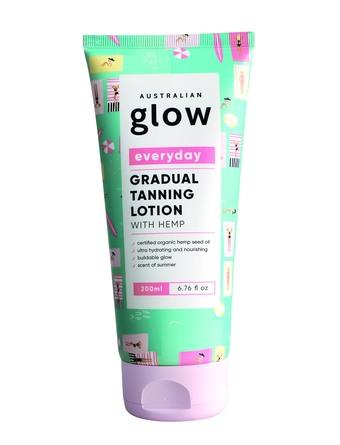 Australian Glow Gradual Tan Lotion 200 ml