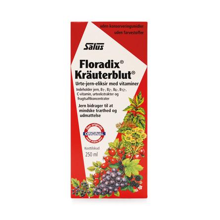 Salus Floradix Krauterblut 250 ml