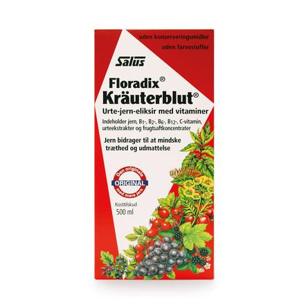 Salus Floradix Kräuterblut 500 ml