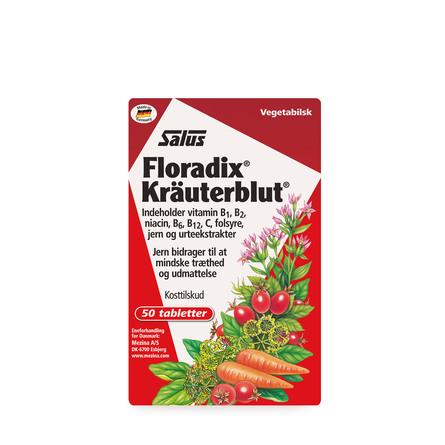 Salus Floradix Krauterblut 50 Tabl
