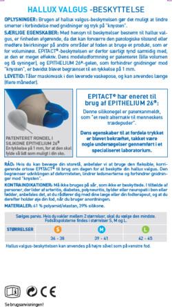 Epitact Knystbeskytter 1 stk, Small