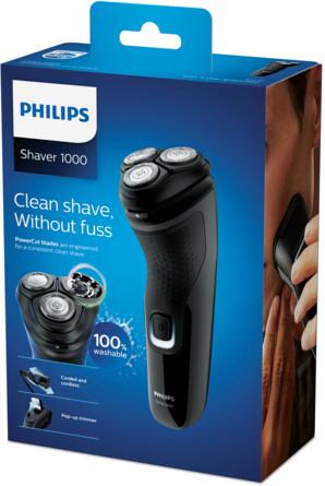Philips Shaver Tør Barbering