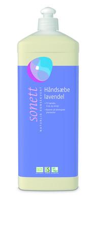 Sonett Håndsæbe Lavendel 1 L