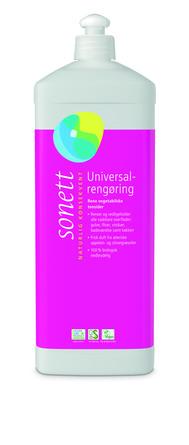 Sonett Universalrengøring Citron & Appelsin 1 L