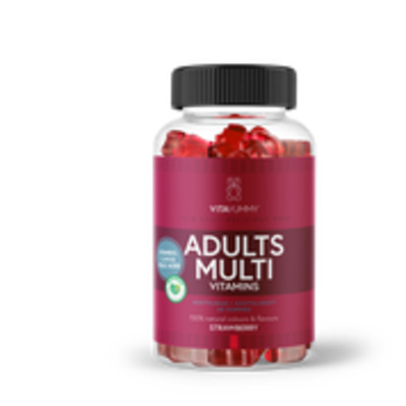 VitaYummy Adults Multivitamin 60 stk.