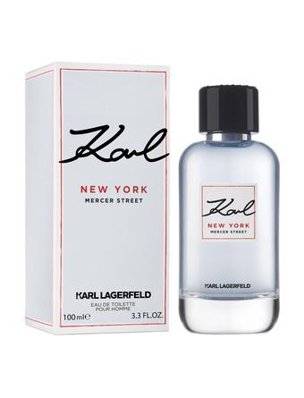 Karl Lagerfeld N.Y. Mercer Street Eau de Toilette 100 ml