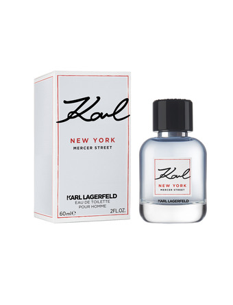 Karl Lagerfeld N.Y. Mercer Street Eau de Toilette 60 ml