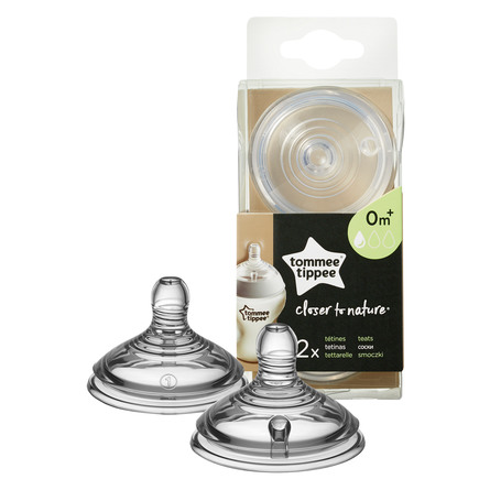 Tommee Tippee Flaskesut Closer To Nature Slow