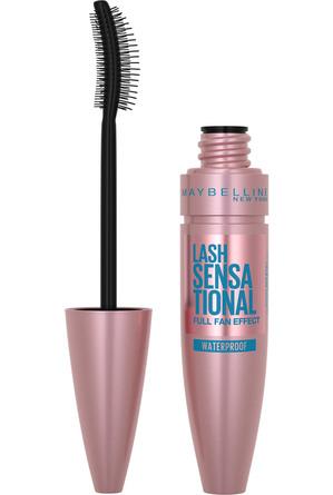 Maybelline Lash Sensational Mascara Vandfast Black