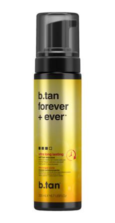 b.tan Forever + Ever Self Tan Mousse 200 ml