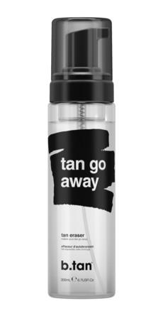 b.tan Tan Go Away Tan Eraser 200 ml