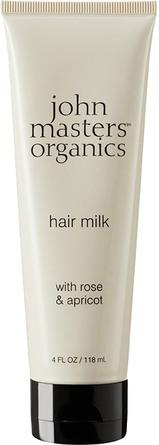 John Masters Organics Hair Milk with Rose & Apricot 118 ml