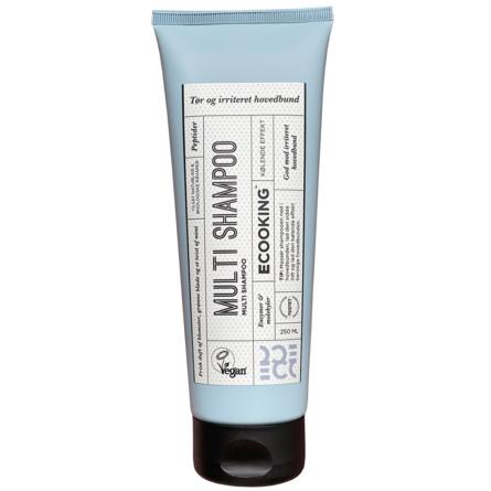 Ecooking Multi Shampoo 250 ml