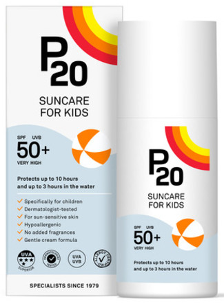 P20 Riemann Sun Protection Kids SPF 50 200 ml