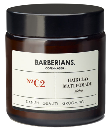 Barberians cph Hair Clay Matt Pomade 100 ml