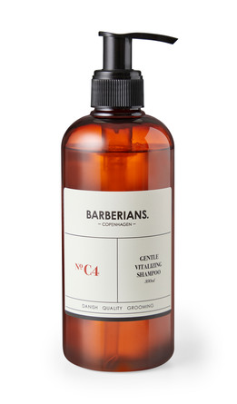 Barberians cph Gentle Vitalizing Shampoo 300 ml