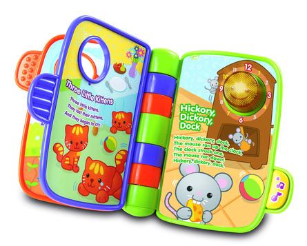 VTech Baby Rim- og Opdagelsesbog