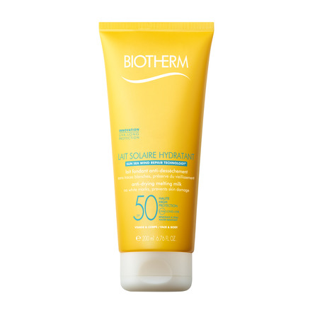 Biotherm Lait Solaire Sunscreen SPF 15 200 ml