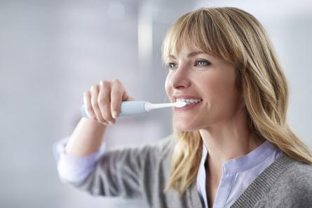 Philips El-tandbørste ProtectiveClean -Lyseblå - HX6803/04